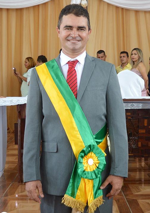 Foto Prefeito de Boa Vista do Gurupi