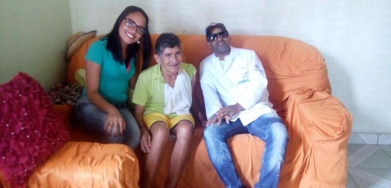 Atendimento domiciliar garante melhorias na Saúde de Junco do Maranhão