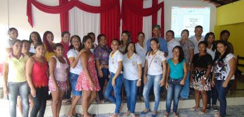 Em Junco do Maranhão, Assistência Social capacita seus servidores