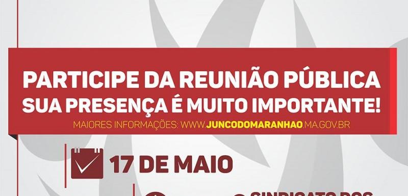 Participe da Elaboração do Plano Municipal de Saneamento Básico de Junco do Maranhão