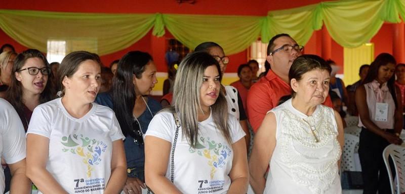 Veja detalhes da 7ª Conferência Municipal de Assistência Social de Junco do Maranhão