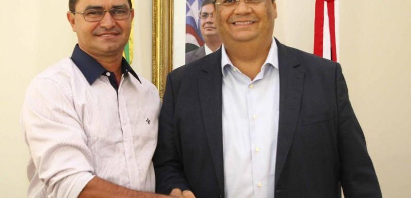 Reunião entre governador Flávio Dino e prefeito Antônio Filho sela mais parcerias para Junco do Maranhão