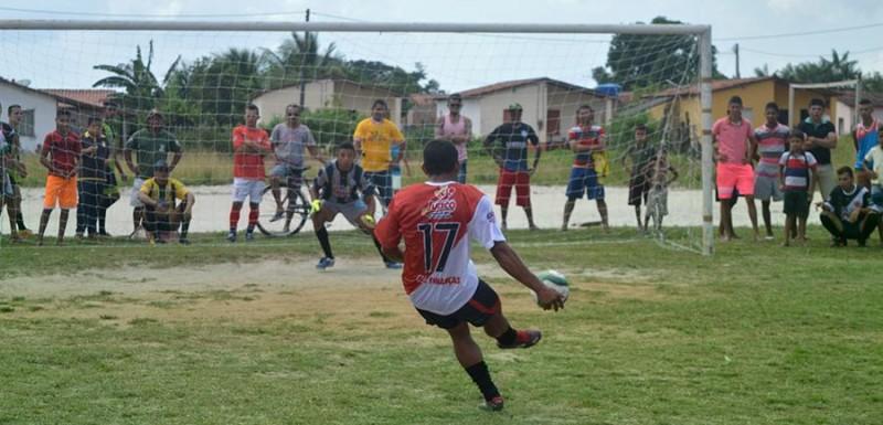 Torneio abre o Campeonato Municipal de Futebol em Junco do Maranhão