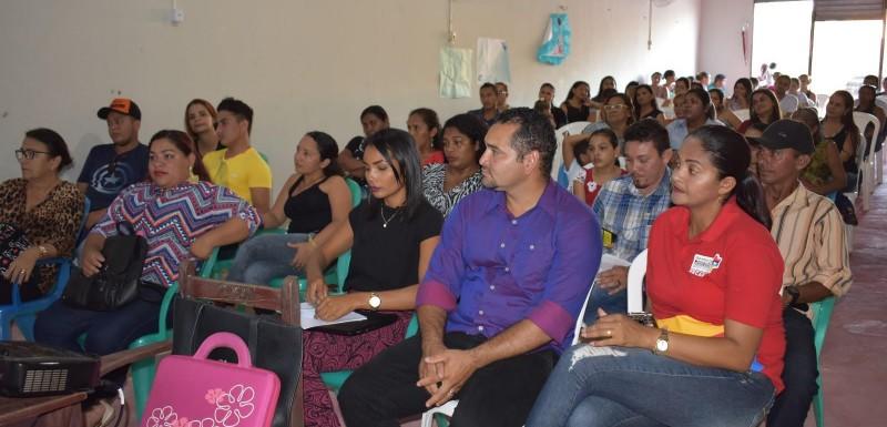 O município fez a adesão ao Programa Criança Feliz