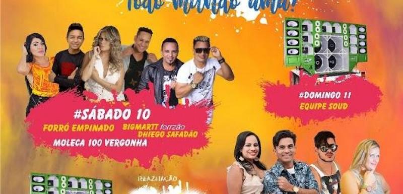 Atrações do Carnaval 2018 de Junco do Maranhão