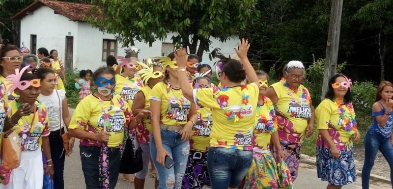 O Carnaval chegou ao fim com o saldo positivo para o CRAS de Junco do Maranhão