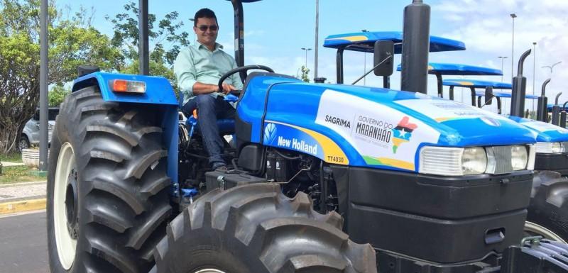Prefeitura de Junco do Maranhão é beneficiada com patrulha mecanizada