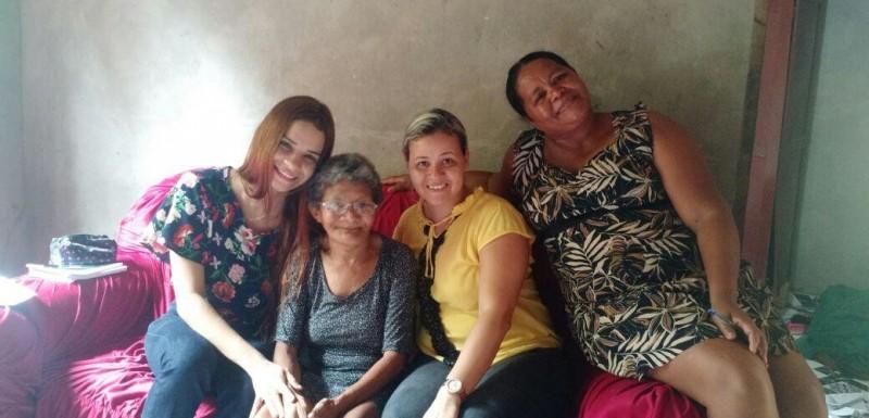 Visitas domiciliares elevam índices de atendimento em serviços de saúde de Junco do Maranhão