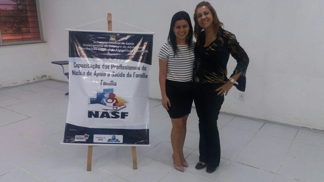 NASF de Junco do Maranhão em evidência