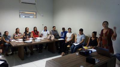 Profissionais da Saúde participam da Oficina do PMAQ