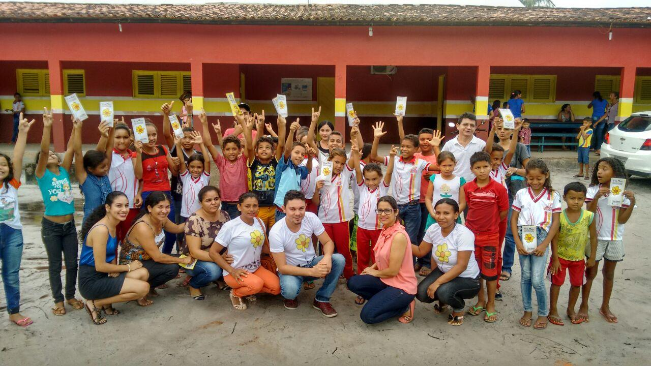 Conselho Tutelar  realiza palestras socioeducativas nas escolas do município