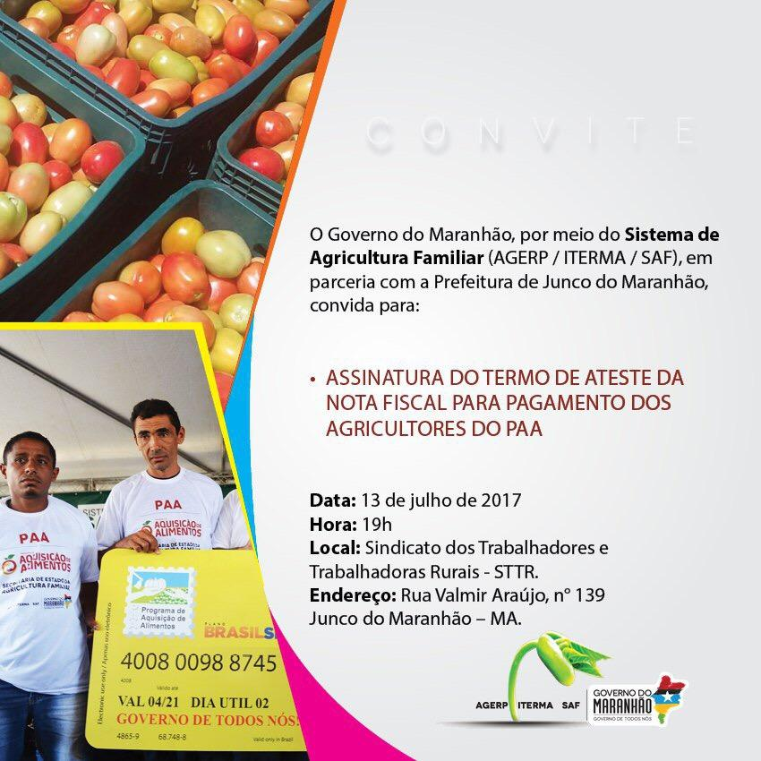 Junco do Maranhão se prepara para mais um avanço