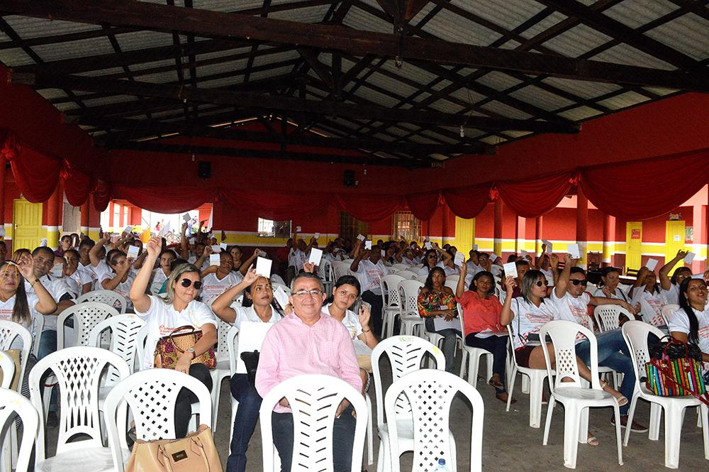 SEMUS realizou a 6ª Conferência Municipal de Saúde