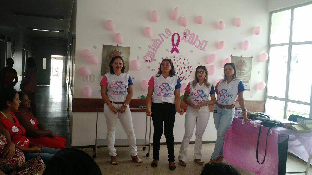União no combate ao câncer de mama